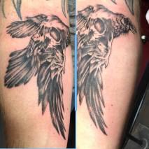 Gray Tattoo - Prime Tattoo Company